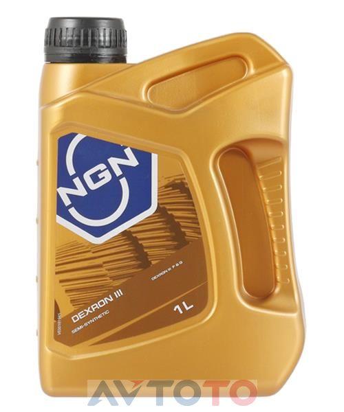 Трансмиссионное масло NGN Oil ATFDEXRONIIISEMISYNTHETIC1L