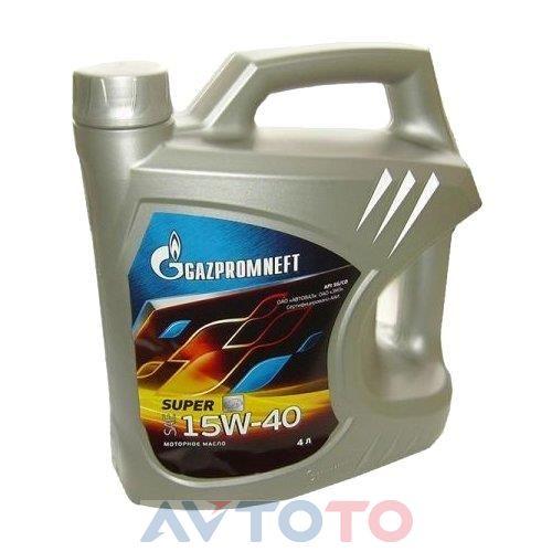 Моторное масло Gazpromneft 4650063110855