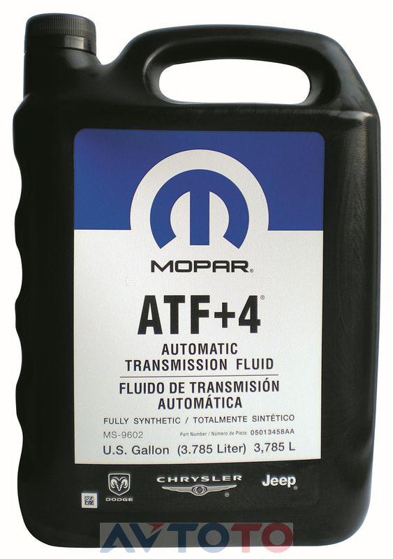 Трансмиссионное масло Chrysler 05072130AA