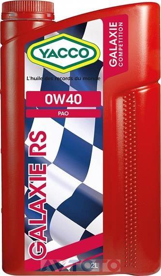Моторное масло Yacco 310122