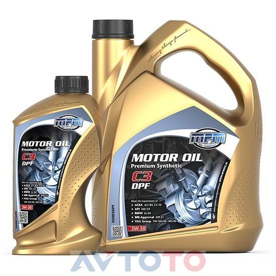 Моторное масло MPM Oil 05005DPF