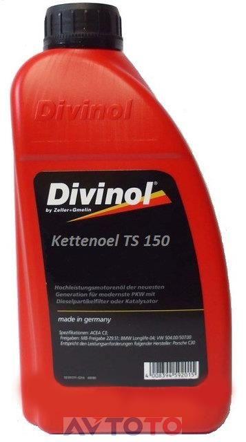Моторное масло Divinol 27550C069