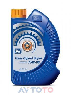 Трансмиссионное масло ТНК 40616132