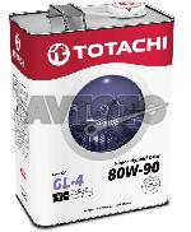 Трансмиссионное масло Totachi 4562374691841