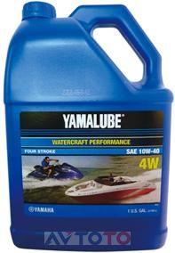 Моторное масло Yamaha LUB10W40WV04