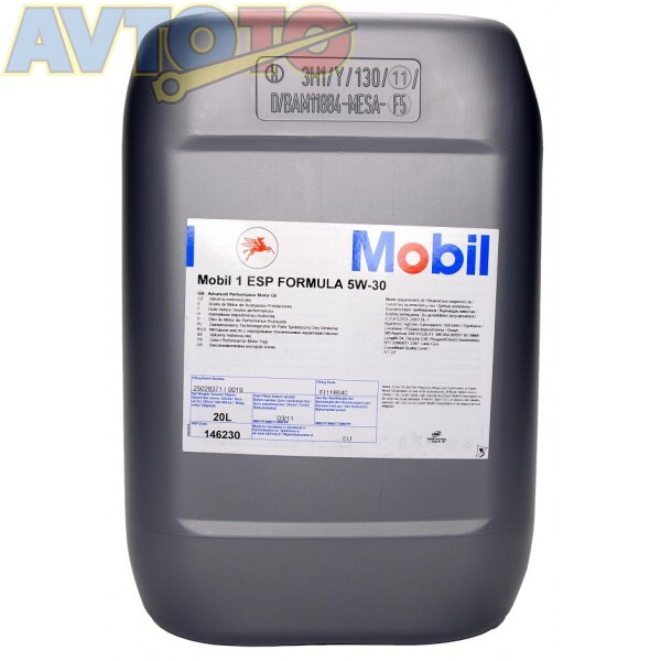 Моторное масло Mobil 146230