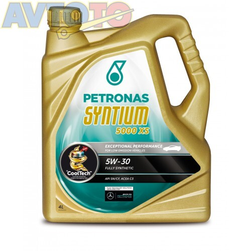 Моторное масло PETRONAS SYNTIUM 18144004