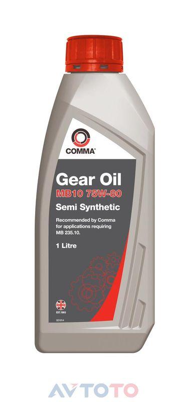 Трансмиссионное масло Comma GMB101L