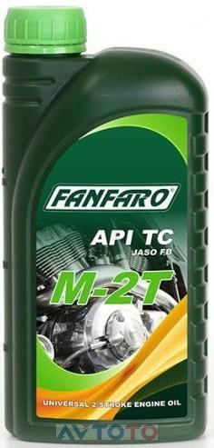 Моторное масло Fanfaro 515618