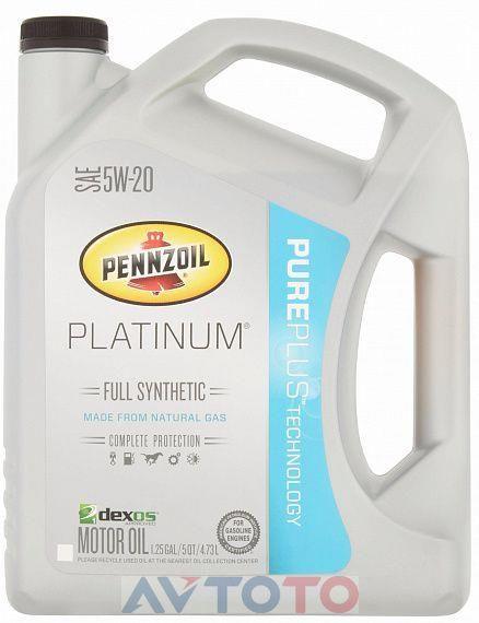 Моторное масло Pennzoil 071611008174
