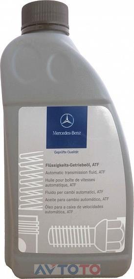 Трансмиссионное масло Mercedes Benz A0019894603