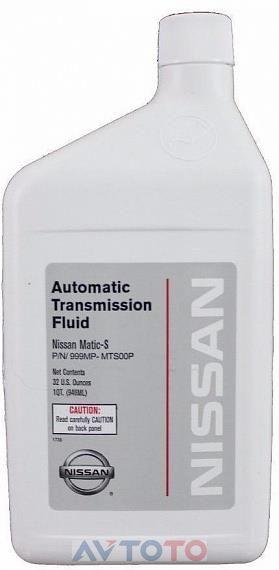 Трансмиссионное масло Nissan 999MPMTS00P
