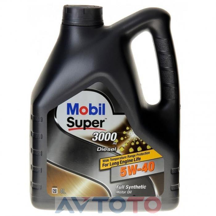 Моторное масло Mobil 5055107440551