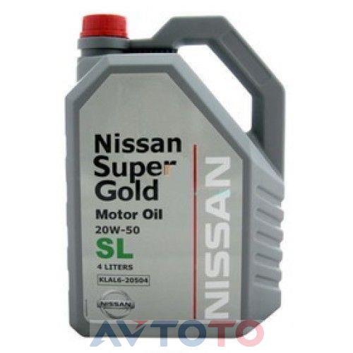 Моторное масло Nissan KLAL620504