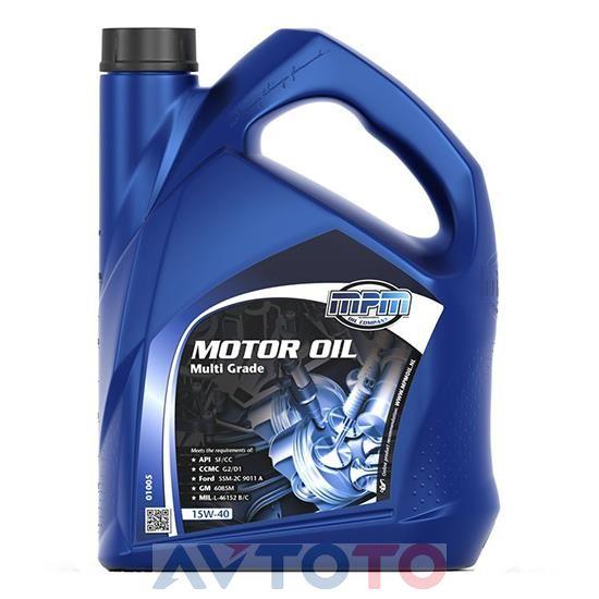 Моторное масло MPM Oil 01005