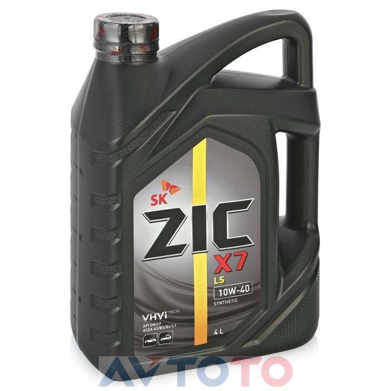 Моторное масло ZIC 162620