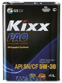 Моторное масло KIXX L208244TE1