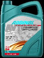 Моторное масло Addinol 4014766241399