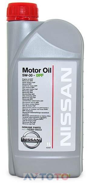 Моторное масло Nissan KE90090033R