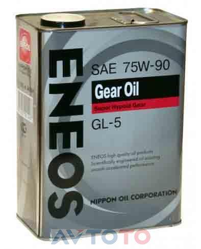 Трансмиссионное масло Eneos 8801252021407
