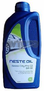 Моторное масло Neste 013952