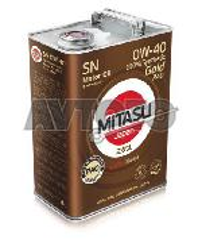 Моторное масло Mitasu MJ1044
