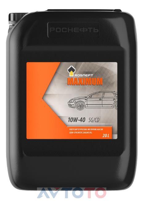 Моторное масло Роснефть 40814360