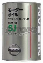 Моторное масло Nissan KLAJ210301