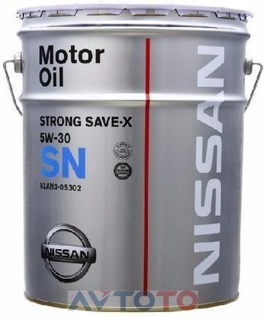 Моторное масло Nissan KLAN505302