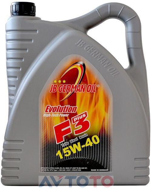 Моторное масло JB 4027311000778