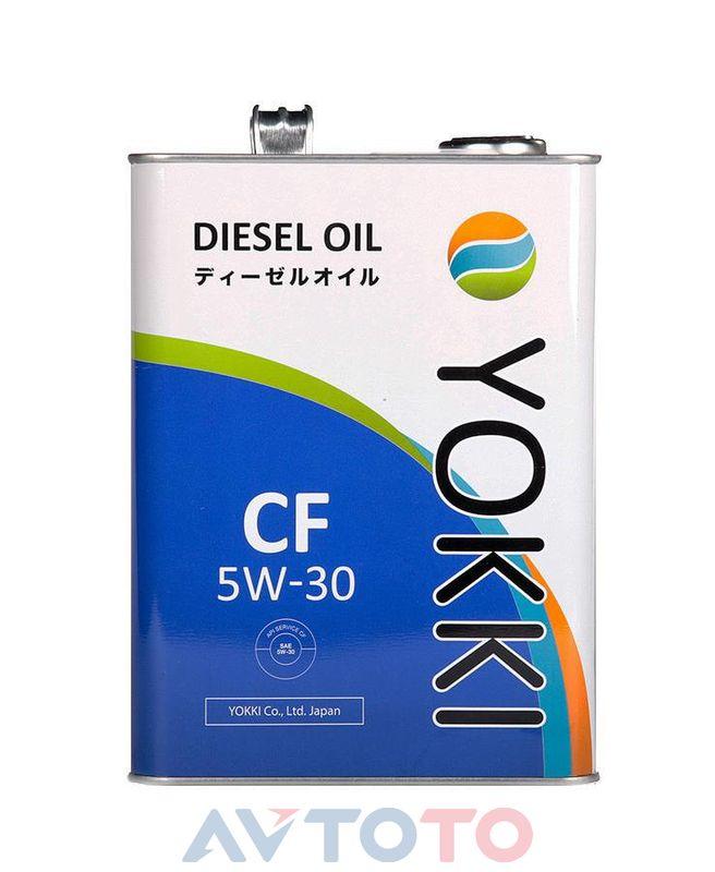 Моторное масло Yokki YSS530CF4