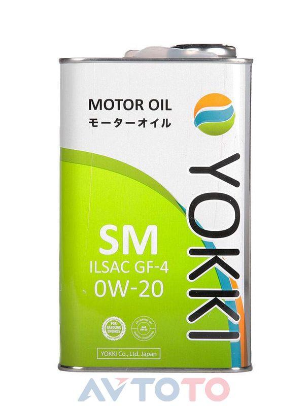 Моторное масло Yokki YFS020SM1