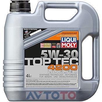 Моторное масло Liqui Moly 3715