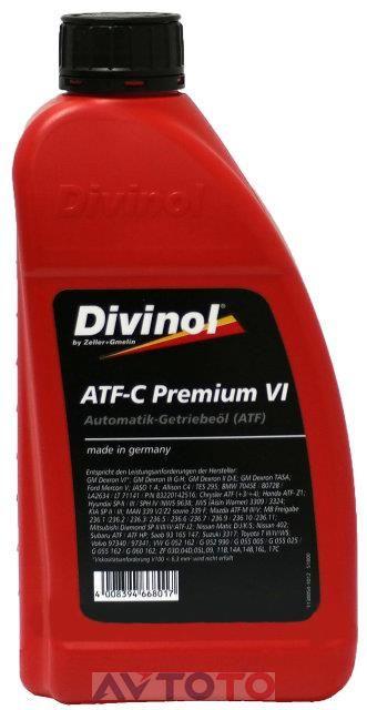 Трансмиссионное масло Divinol 51800C069