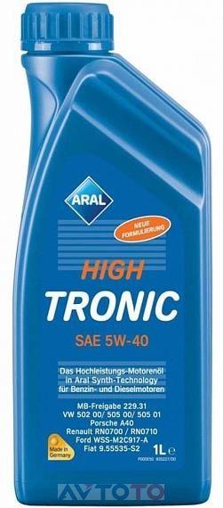 Моторное масло Aral 20637