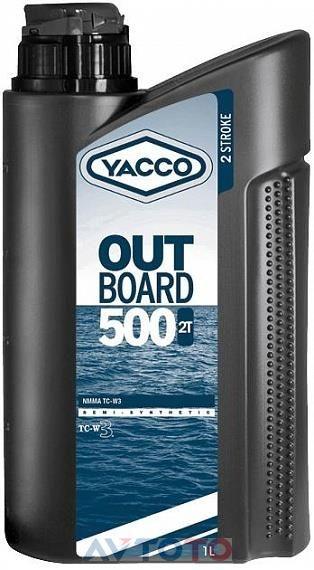 Моторное масло Yacco 339625
