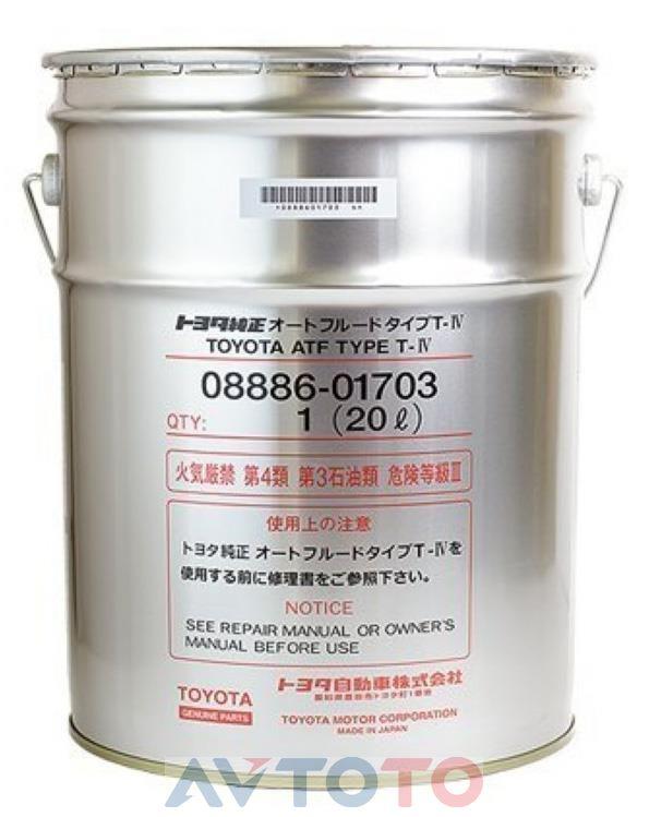 Трансмиссионное масло Toyota 0888601703