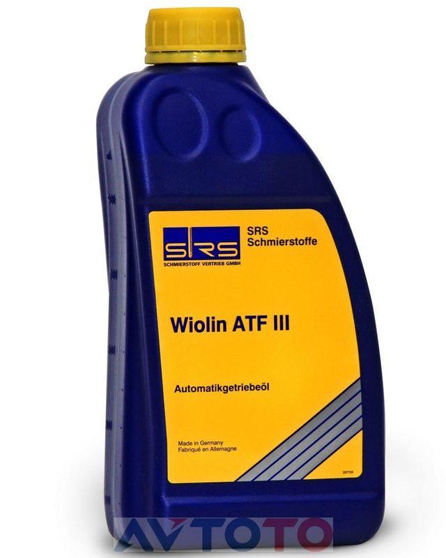 Трансмиссионное масло SRS 4033885000953