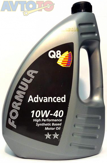 Моторное масло Q8 101118001654