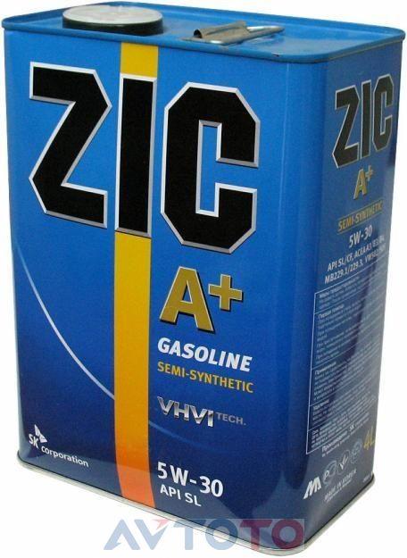 Моторное масло ZIC 163051