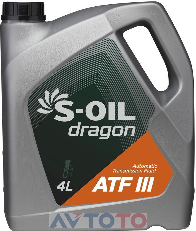 Трансмиссионное масло S-Oil DATF04