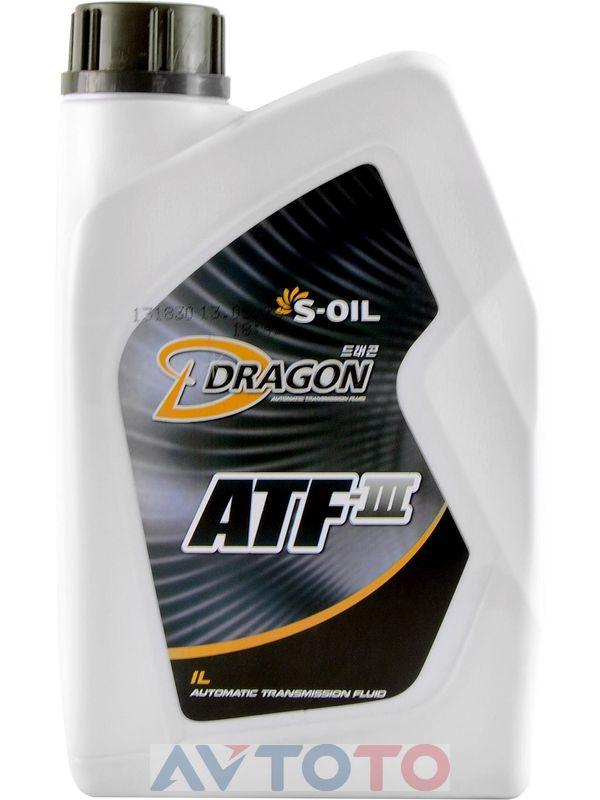 Трансмиссионное масло S-Oil DATF01
