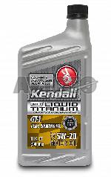 Моторное масло Kendall 075731072282