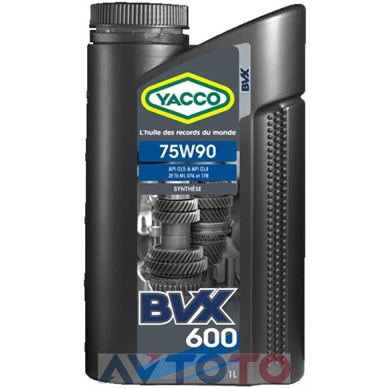 Трансмиссионное масло Yacco 340425