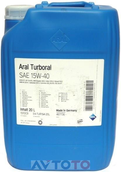 Моторное масло Aral 22013