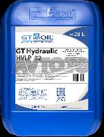 Гидравлическое масло Gt oil 4665300010270