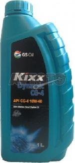 Моторное масло KIXX L5255AL1E1