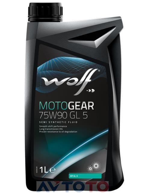 Трансмиссионное масло Wolf oil 8306914