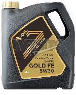 Моторное масло S-Oil GOLDFE5W3004