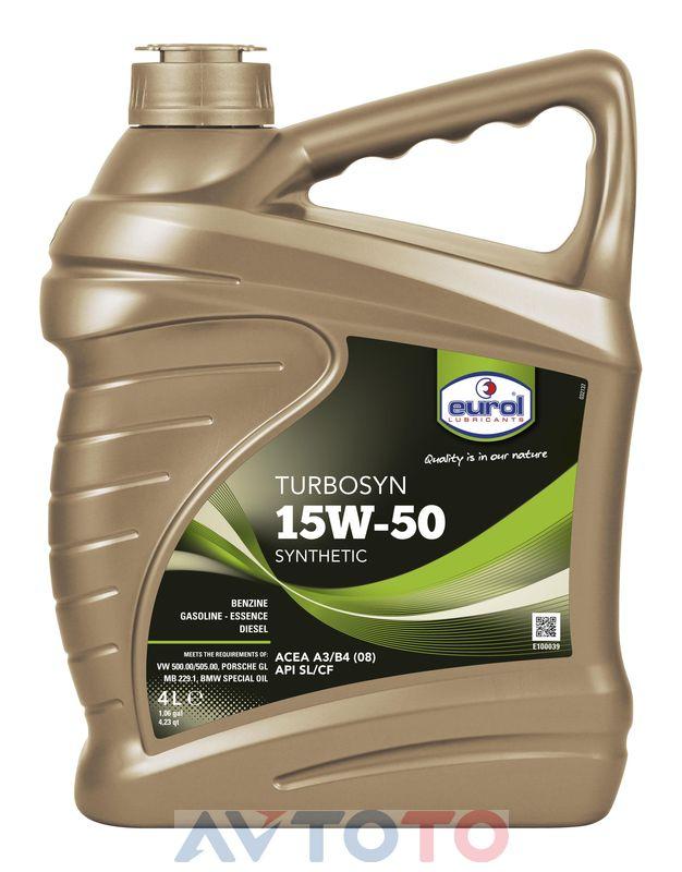 Моторное масло Eurol E1000394L